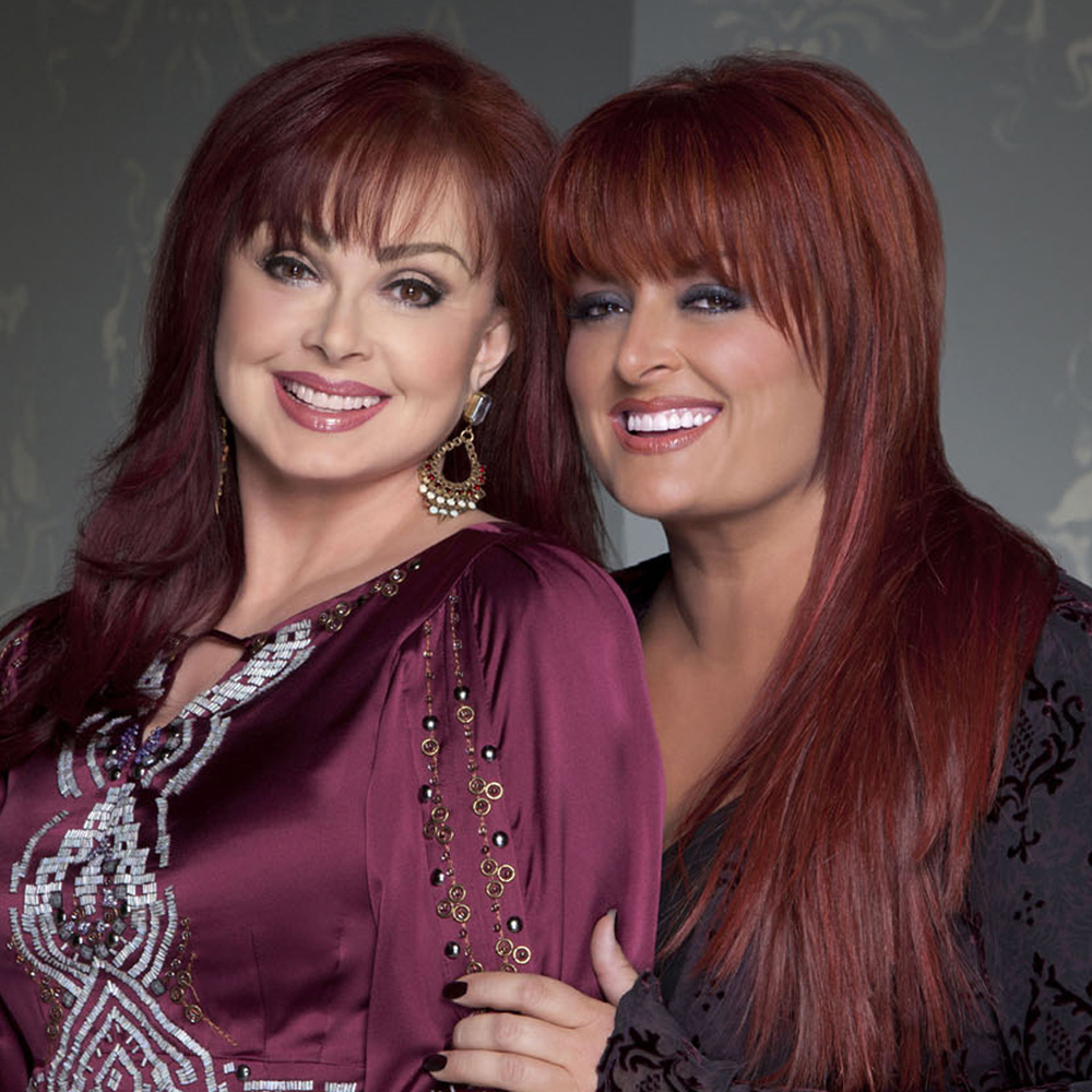 The Judds duo - Mother and Daughter